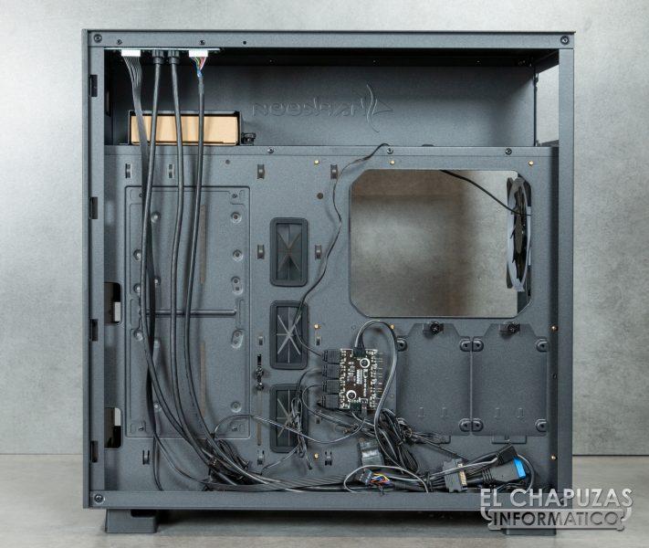 Sharkoon Pure Steel RGB - Interior 6