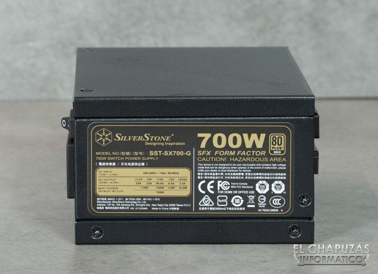 SilverStone SX700-G - Exterior 3
