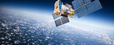 La baja contaminación permite ver la constelación de satélites Starlink de Elon Musk