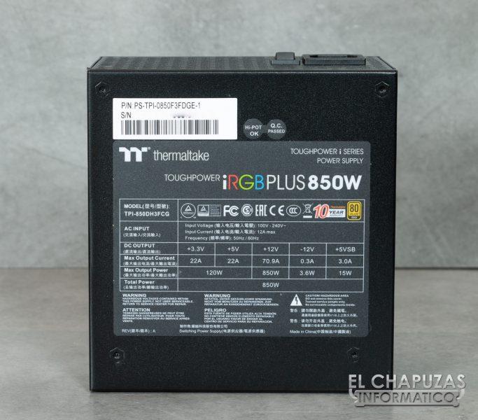 Thermaltake Toughpower iRGB Plus - Exterior 3