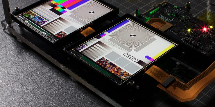 LCD RGB Valve Index