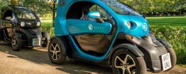Wayve muestra su tecnología para vehículos autónomos, sólo necesitas cámaras y un GPS