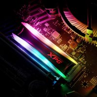 ADATA lanza sus SSD M.2 XPG Spectrix S40G con iluminación RGB