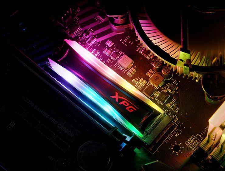 ADATA XPG SPECTRIX S40G RGB 740x562 0