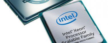 Los Intel Xeon @ 10nm con PCI-Express 4.0 llegarán a partir del Q2 2020