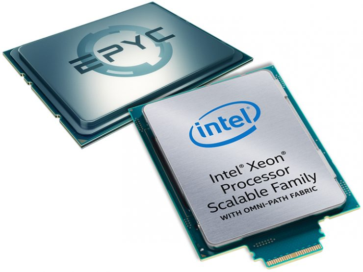 AMD EPYC vs Intel Xeon 740x555 0