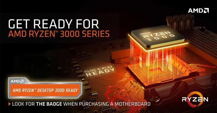 AMD Ryzen 5 3600 3600X 0