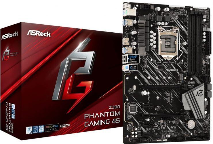 Z390 Phantom Gaming 4S
