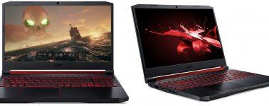 Los Acer Nitro 5 y Swift 3 se actualizan con CPUs AMD Ryzen 7 3750H