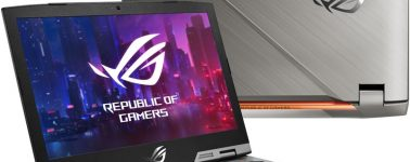 Asus ROG Chimera G703GXR: Core i7-9750H, RTX 2080 y 4,7kg de peso por 3.999 euros