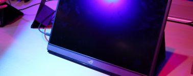 #Computex: Asus ROG Strix XG17, monitor portátil de 17.3″ @ 240 Hz con 3 horas de autonomía