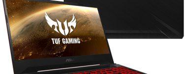 El Asus TUF Gaming FX550DY (Ryzen 5 + RX 560X) sale a la venta por 699 euros