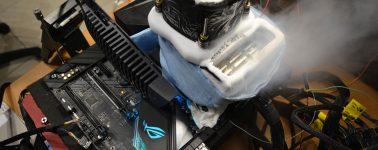 Ballistix le roba el récord a ADATA: 5726 MHz con memoria Micron E-die