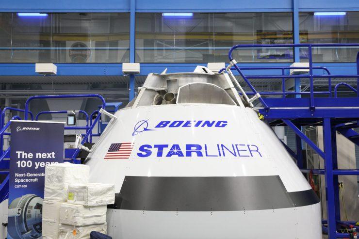 Boeing Starliner