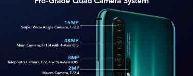 Honor 20 Pro: Kirin 980, la 3ª mejor cámara del mercado y un 'killer' de 599 euros