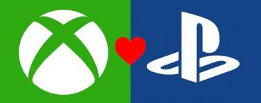 Microsoft y Sony se unen por un bien común, ser líderes en la plataforma gaming en la Nube