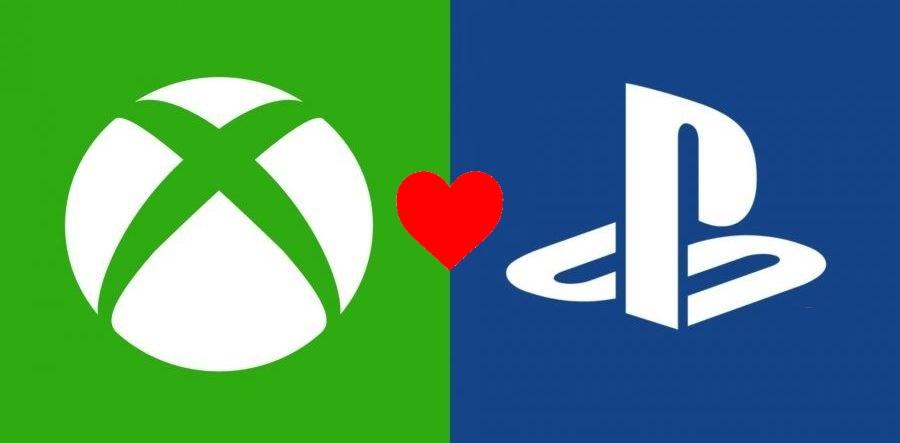 Microsoft y Sony colaboración