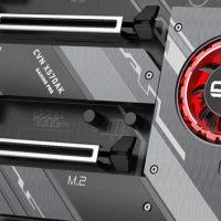 Colorful CVN X570 Gaming Pro filtrada: El chipset también se refrigera por aire