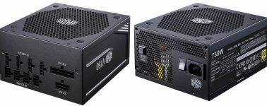 Cooler Master V Gold: Fuente 80 Plus Gold con diseño modular y ventilador de 135mm