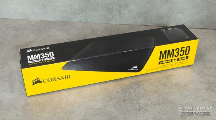 Corsair MM350 Champion Series - Embalaje 1