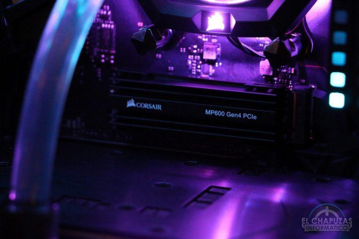 MP600 Gen4 PCIe