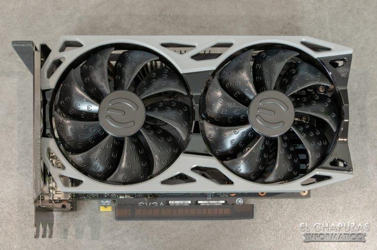 EVGA GeForce GTX 1650 XC Ultra Gaming 1