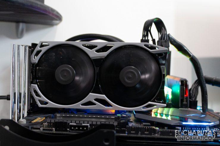 EVGA GeForce GTX 1650 XC Ultra Gaming - Equipo de Pruebas 3