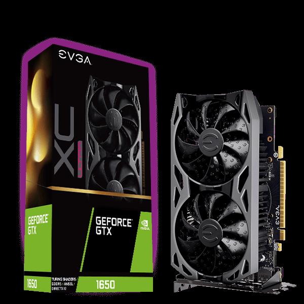 EVGA GeForce GTX 1650 XC Ultra Gaming - Oficial