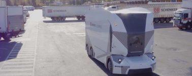 Suecia comienza a probar camiones autónomos eléctricos en sus carreteras