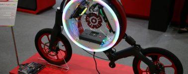 #Computex: Enermax Revolution RGB, MaxPro II, LiqMax III ARGB y Project-Cyber-bike