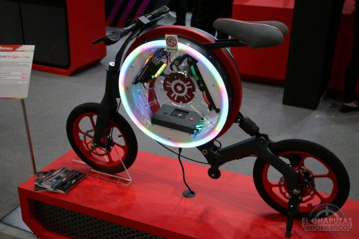 Project-Cyber-bike