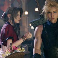Así luce la cinemática introductoria del Final Fantasy VII Remake
