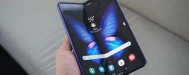 El renovado Samsung Galaxy Fold sigue ofreciendo una pantalla absurdamente delicada