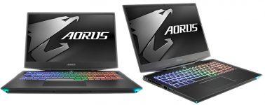 Gigabyte Aorus 15-SA: 15.6″ @ 144 Hz con Core i7-9750H + GeForce GTX 1660 Ti