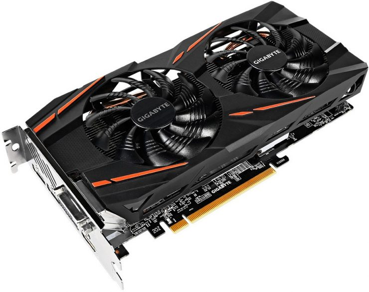 Radeon RX 580 Gaming