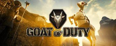 Goat of Duty, una especie de Unreal Tournament o Quake pero con cabras