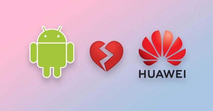 Google veta a Huawei
