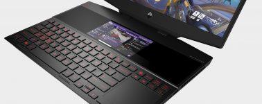 HP Omen X 2S: Un portátil gaming con doble pantalla y «refrigeración con metal líquido»