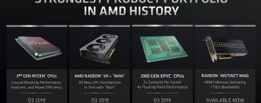 AMD anunciará dos Radeon Navi el 27 de Mayo a un precio de 399 y 499 dólares