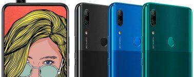 El Huawei P Smart Z se deja ver por Amazon Italia a un precio de 279 euros