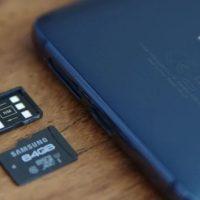 Huawei tampoco podrá usar tarjetas SD en sus futuros terminales