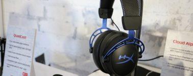 HyperX lanza sus auriculares gaming Cloud Alpha S con sonido 7.1 Virtual