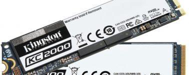 Kingston KC2000: SSD M.2 con memoria 3D TLC de 96 capas para ofrecer 2TB
