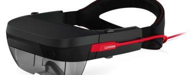 Lenovo ThinkReality A6: Gafas de Realidad Mixta que compiten con las Microsoft HoloLens