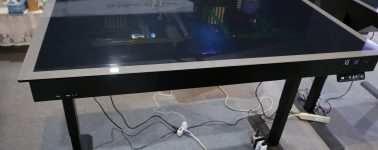 #Computex: Lian Li DK-04F y DK-05F, mesas ajustables en altura
