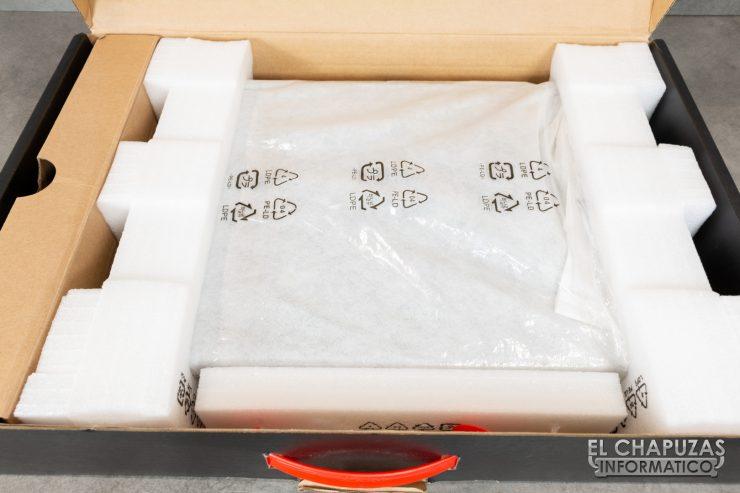 MSI GL73 8SE - Embalaje Interior