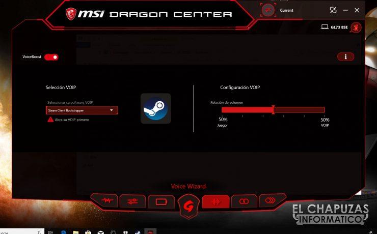 MSI GL73 8SE - Software 04