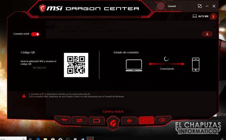 MSI GL73 8SE - Software 05