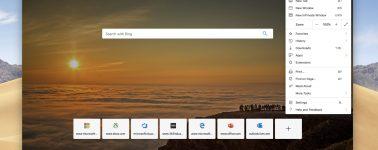Microsoft Edge ya está disponible para los usuarios con equipos macOS