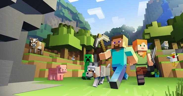 Minecraft 740x389 0